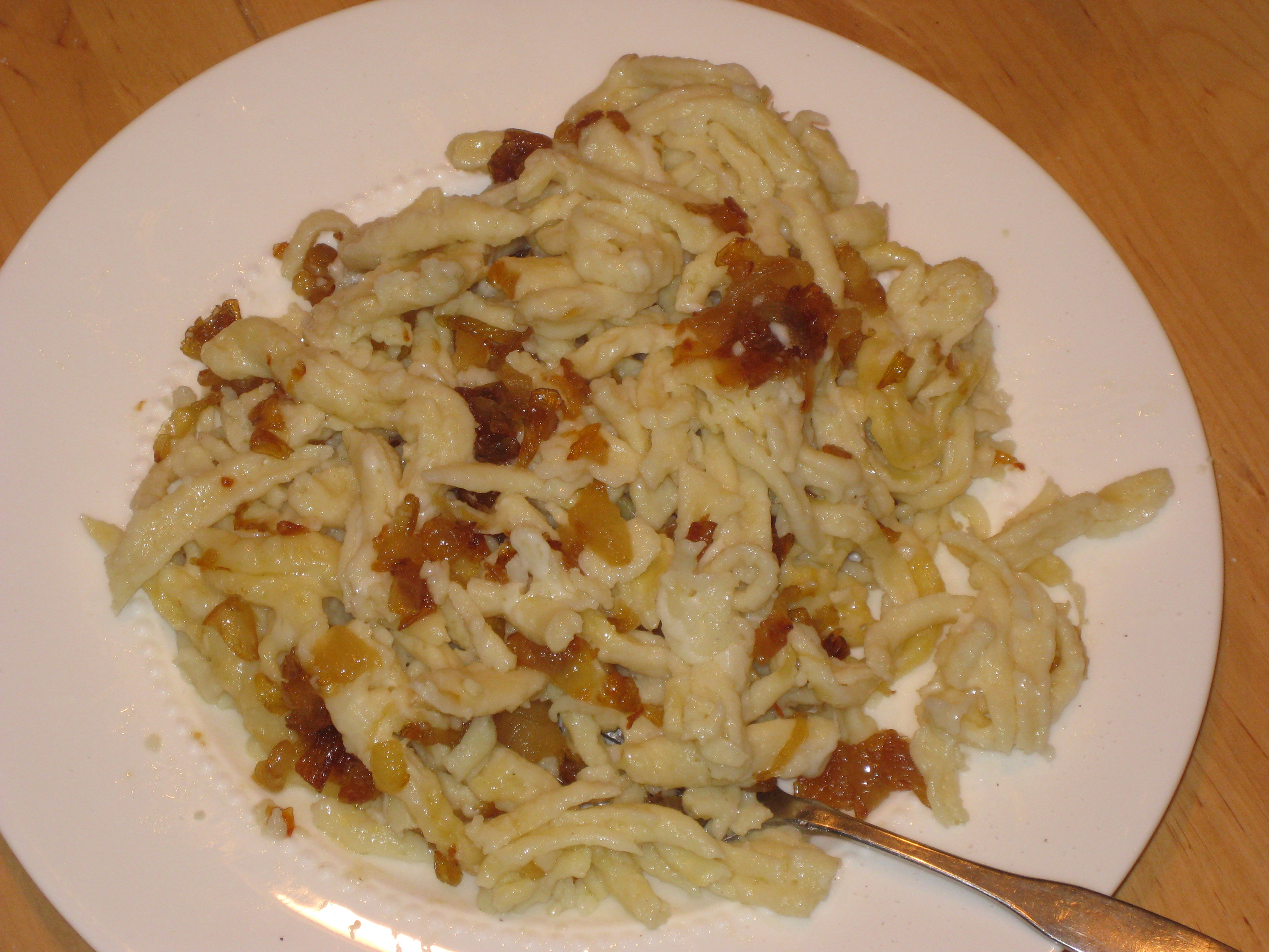 Recipe: Gluten-Free Spaetzle | Rebecca\'s Gluten Free Blog